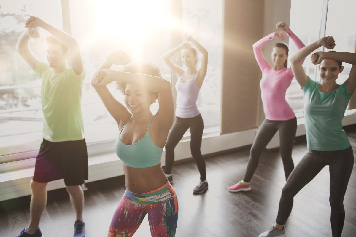 Zumba fitness – połączenie tańca i aerobiku